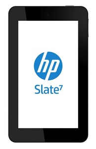 Hp slate 7 front-side